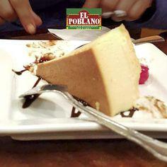 Ven y disfruta de nuestros postres! #ElPoblano #MexicanRestaurant #postres #WhitePlains