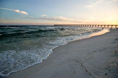 Part of Gulf Islands National Seashore runs through Navarre Beach. Photo courtesy of Florida Beaches to Rivers. Beach Vacation Rentals, Florida Vacation, Florida Travel, Florida Beaches, Vacations, Navarre Beach Florida, Destin Beach, Beach Vacation Spots, Vacation Ideas