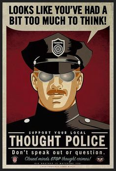 Nanny State Thought Police | Flickr - Photo Sharing!