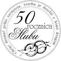 50 rocznica Ślubu