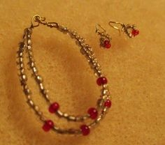 Casey's Minis: Tiny Jewelry Making 101 - using fine wire and tiny ...