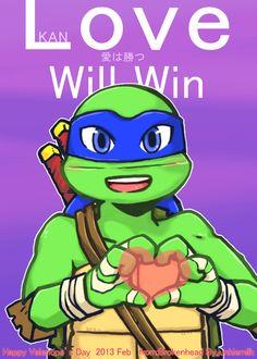 so cute leo! Tmnt Swag, Tmnt Leo, Tmnt Girls, Leonardo Tmnt, Tmnt Turtles, Tmnt 2012, Cartoon Shows, Fan Art, Teenage Mutant Ninja Turtles
