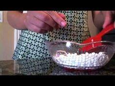 Sachê perfumado para gaveta - YouTube