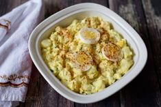 This Quick Pressure Cooker Potato Salad Recipe is so easy you'll fall in love with making potato salad again. Cooking the eggs and potatoes together in an InstaPot, and you'll get quick, perfectly cooked eggs and potatoes every time. This one of my favorite Instant Pot potato salad recipes!