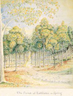 J.R.R. Tolkien's Art