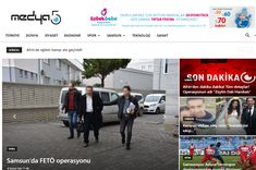 www.medya5.net Samsun haber, Samsun son dakika, samsunspor haberleri