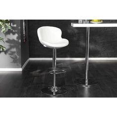 Moderne barkruk Speedchair wit - 9025