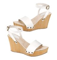Comfy Ankle Strap Wedge