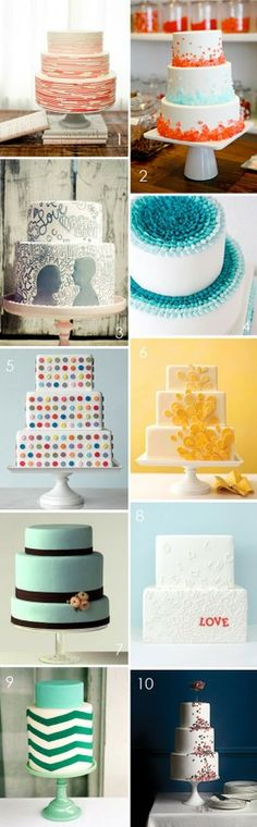 Modern Wedding Cakes http://media-cache9.pinterest.com/upload/233905774366041556_4k1ymYCB_f.jpg asmoona wedding