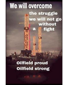 Thinking of all of the oilfield workers and families as well as everyone else effected right now.  #oilfieldlifestyle #oilfieldlife #roughneck #roughnekclifesstyle #roughnecklife #oilfieldstrong #canadastrong #oilfieldproud