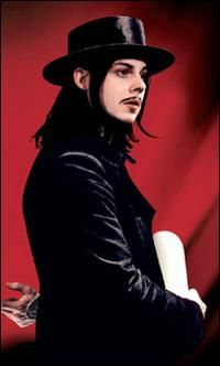 Jack White. There's just somethin' about him...