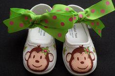 Mod monkey shoes