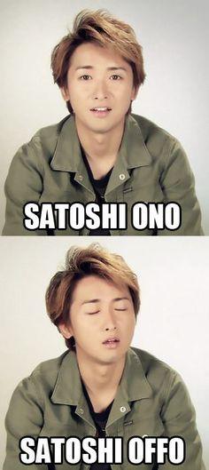 Ohchan - Hahaha, i miss this arashi meme XD