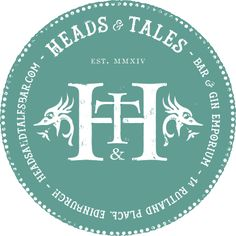 Heads and Tales Bar at The Edinburgh Gin Distillery