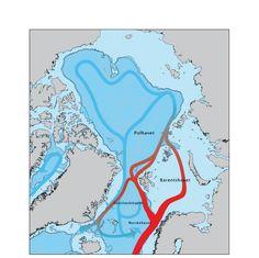 Klimaendringer på Svalbard