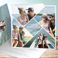 Ihr Möchtet Zu Eurer Hochzeit Romantische Und Kreative Einladungskarten  Gestalten? Hier Ein Schönes Beispiel Einer