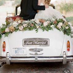 Wedding Numberplates! #numberplates #weddinginspiration #weddingcar #alwaysontime #fashionablylate Wedding Car, Just Married, Big Day, Latest Fashion, Wedding Inspiration, Signs, Instagram, Shop Signs, Sign