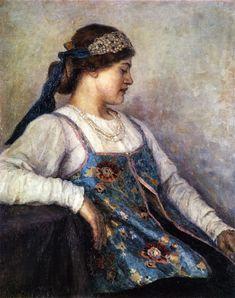 M. Matveyeva  Vasili Ivanovich Surikov