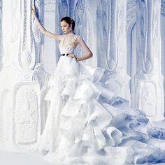 The ever fabulous @michael5inco! Glory glory!! #MichaelCinco #michael5inco #bridalmarket #bridalweek #awesome #weddingdress #weddinginspiration #nyfw #wedding #hautecouture #gettingmarried #bridetobe #bride #luxurywedding #dreamdress #fantasywedding #futu