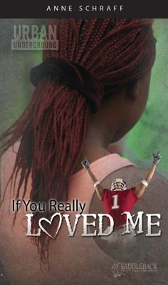 If You Really Loved Me (Urban Underground #4) (Urban Underground (Quality)) by Anne Schraff, 181p. - Destini Fletcher hates Tubman High from day one. When Tyron Becker singles her out, Destini is thrilled to be a part of Tyron's crowd. But he scorns her budding friendship with Alonee, Jaris, and Sami, and mocks her attempts to earn good grades. Do her excuses for Tyron's increasinly brutal behavior and bad attitude put her at rish?