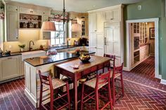 """Delaware""""s Sunny Donovan of Bath Kitchen and Tile created this amazing restoration, photographed by Bill Rettberg Jr."""
