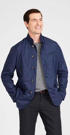 J.Mclaughlin Bryce Packable Jacket