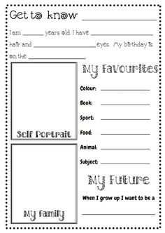 Here is a worksheet I get my class to complete the first week. It give me a quick indication of how they listen, follow instructions, whethe...