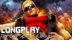 DUKE NUKEM FOREVER ▶ Ganzes Spiel auf Deutsch ● German Longplay ● Walkth...