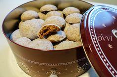 Honey Cookies, Christmas Cookies, Gingerbread Recipes, Muffin, Breakfast, Food, Xmas Cookies, Morning Coffee, Muffins