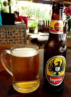 Costa Rica - Imperial -The beer of Costa Rica !