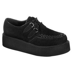 need a good pair of black creepers!