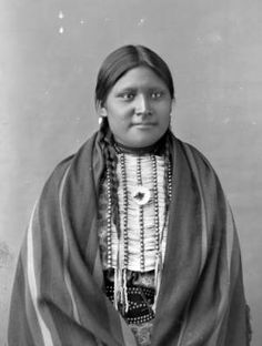 Sitting Bull's daughter, White Cow Walking  http://digital.denverlibrary.org/cdm/singleitem/collection/p15330coll22/id/68754/rec/447