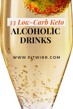 Diet Snacks 33 low-carb keto alcoholic drinks you can enjoy without loading up on carbs and ruining your ketogenic diet. Cyclical Ketogenic Diet, Ketosis Diet, Ketogenic Diet Meal Plan, Ketogenic Diet For Beginners, Diet Meal Plans, Ketogenic Recipes, Diet Recipes, Atkins Diet, Keto Meal