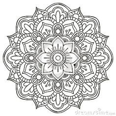 Mandala. Round Ornament                                                                                                                                                      More