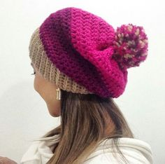 Ideas for crochet cowl hooded winter Crochet Baby Hat Patterns, Crochet Baby Beanie, Crochet Gloves, Crochet Slippers, Crochet Stitches, Knitted Hats, Knit Crochet, Crochet Cardigan, Knitting Patterns