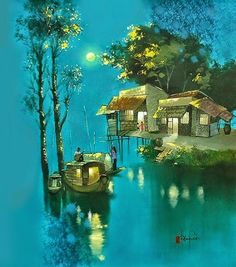 Impressioni Artistiche : ~ Dang Van Can ~