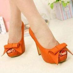 Buy 'Mancienne – Bow-Accent Peep-Toe Pumps' with Free International Shipping at YesStyle.com. Browse and shop for thousands of Asian fashion items from China and more!