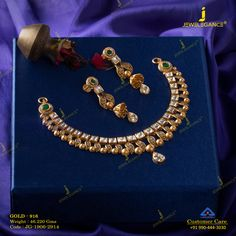 Get In Touch With us on Gold Bangles Design, Gold Earrings Designs, Gold Jewellery Design, Necklace Designs, Indian Jewelry Sets, Indian Wedding Jewelry, Antique Jewellery Designs, Antique Jewelry, Antique Necklace