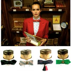 Love these TYCOON, neckwear for the self-sufficient woman. Inspiring women to be entrepreneurs.    Using recycled men's ties to create the power bow tie.