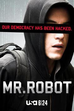 Mr. Robot TV Series Poster