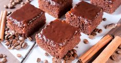 This recipe is moist and rich - you won't believe these are brownies made from Sweet potatoes! Ingredients: 1 medium-sized Sweet Pot...