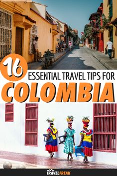 Colombia was once known for violence, cartels and drugs. Nowadays it's the new hotspot in South America! These Colombia travel tips will help you plan your trip Trip To Colombia, Visit Colombia, Colombia Travel, Travel Essentials, Travel Tips, Travel Plan, Travel Guides, Top All Inclusive Resorts, Colombian Cities
