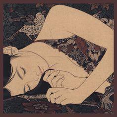 Kai Fine Art is an art website, shows painting and illustration works all over the world. Japanese Art Modern, Japanese Art Prints, Japanese Painting, Japanese Artists, Art Occidental, Art Chinois, Art Asiatique, Art Japonais, Art Moderne