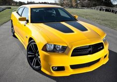 The New Dodge Charger Super Bee Special Edition