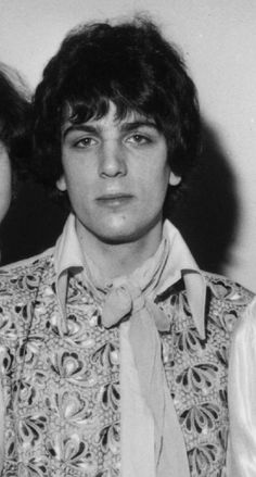 "Photo of Syd Barrett in 1967  ""...he looks like a poet of old. The wasted, ephemeral beauty of a Keats."" ~ Syd's friend Mick Rock talking about Syd in 1971"