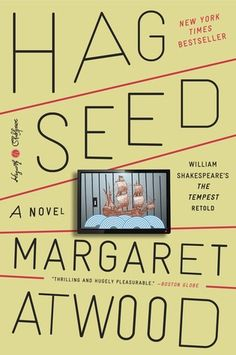 ★★★★ Hag-Seed by Margaret Atwood | Book Review