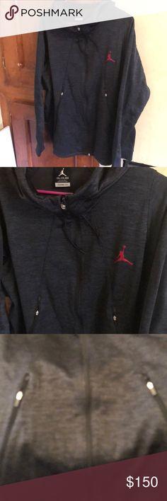017c09c61e4995 Men s jacket Men s Jordan spring jacket never worn