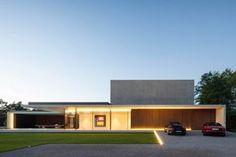 The Bachelor Pad Govaert & Vanhoutte Architects