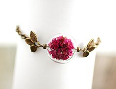Wristbands – REAL ERICA bracelet – a unique product by VillaSorgenfrei on DaWanda