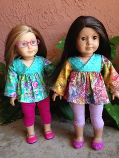 Our American Dolls: Some new sewing projects